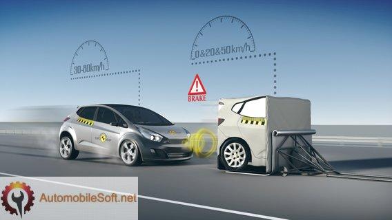 autonomous road safety