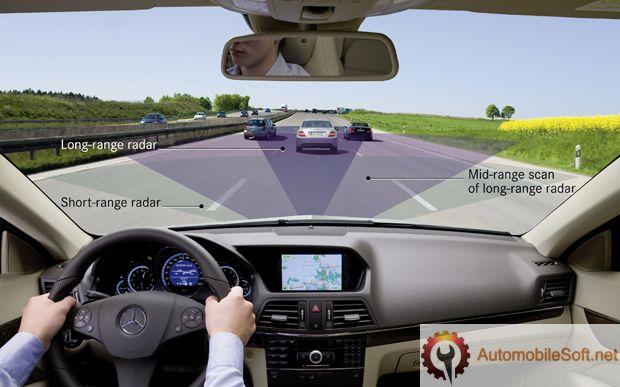 Autonomous cruise control