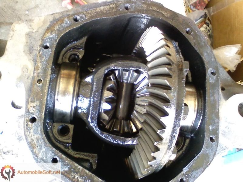 differential lock
