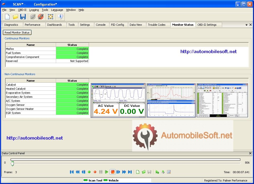 car diagnostic software for pc free download
