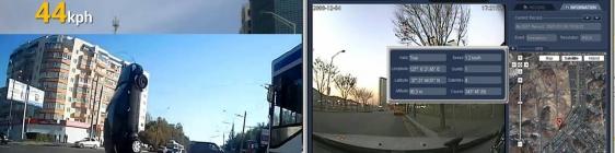 OBD BlackBox Cam
