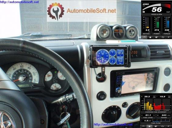 OBD-II Mobile App