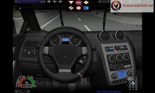 Automobile Simulator