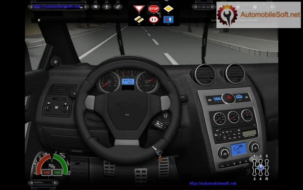 Automobile Simulator