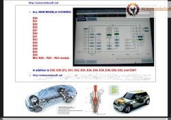 BMW Diagnose | Mini Cooper App Scanner