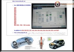 BMW & Mini Car Software