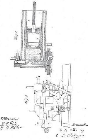 Otto Machine schematic