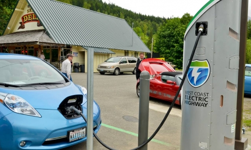 Electric Charging Station