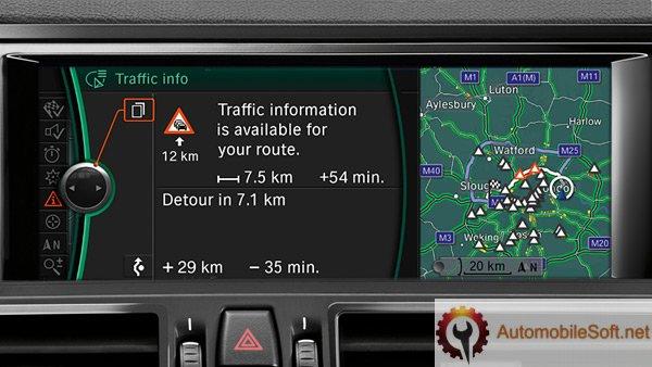 Factory Navigation System