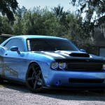 Dodge Challenger - Classic American Muscle Car