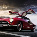 300SL one of the most collectible Mercedes-Benz models