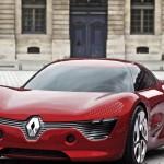 Renault DeZir electric concept car