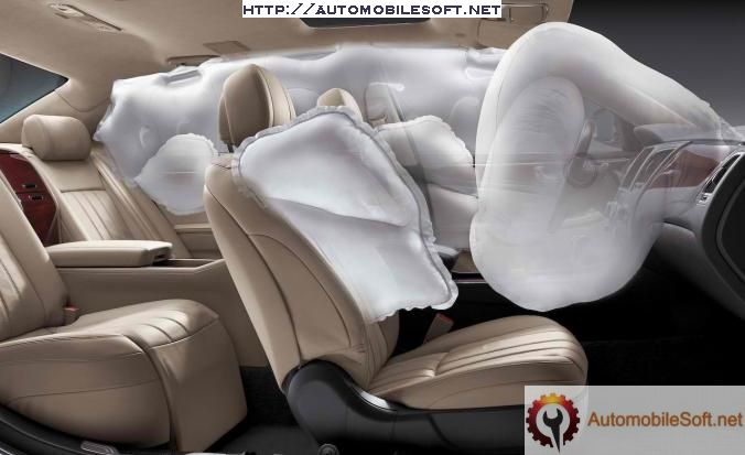 Side curtain airbag module