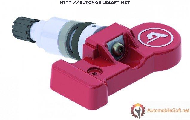 Car tyre pressure sensor