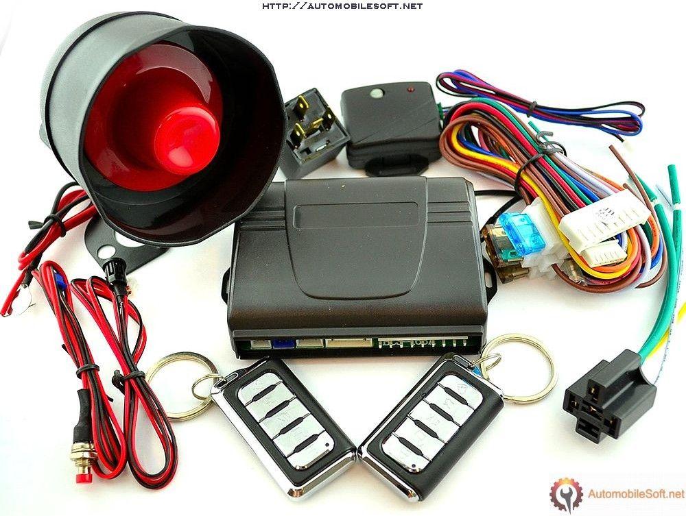 Auto alarm guide