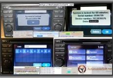 Car Radio Code Generator