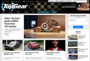 Top Gear site
